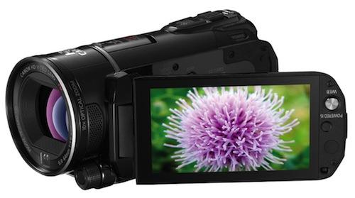 Canon HFS200 & AVHCD Final Cut