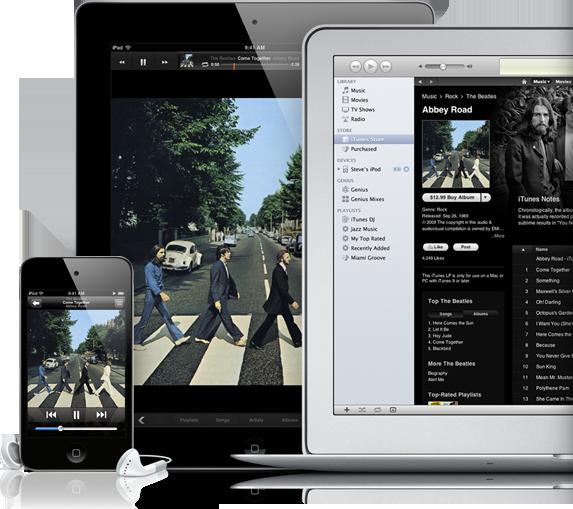 iTunes empêcher la sauvegarde automatique