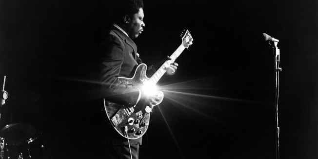 BB King 1925-2015 / Photos